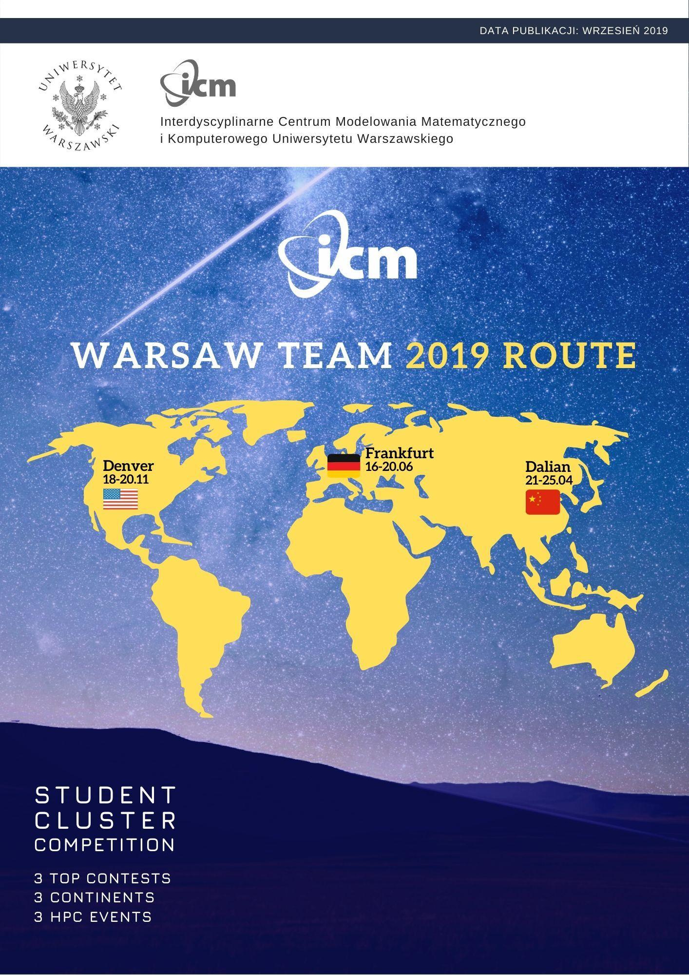 Warsaw team