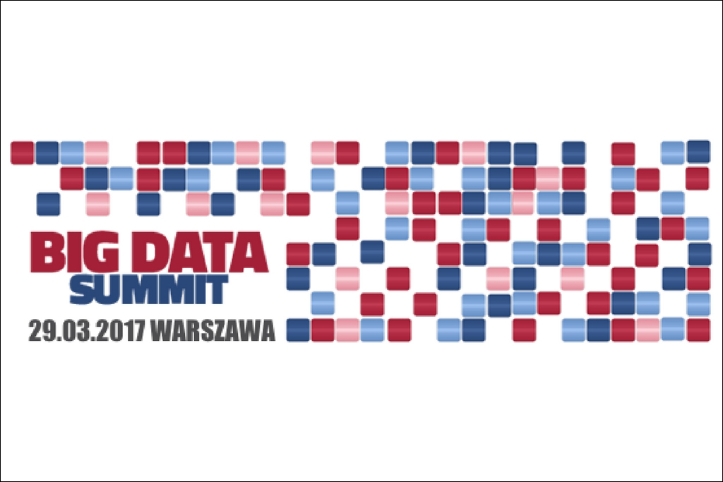 ICM patronem Big Data Summit 2017