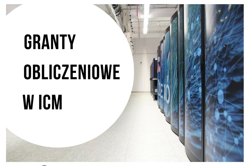 Ikona wpisu Trzeci konkurs na dostep do superkomputera Okeanos