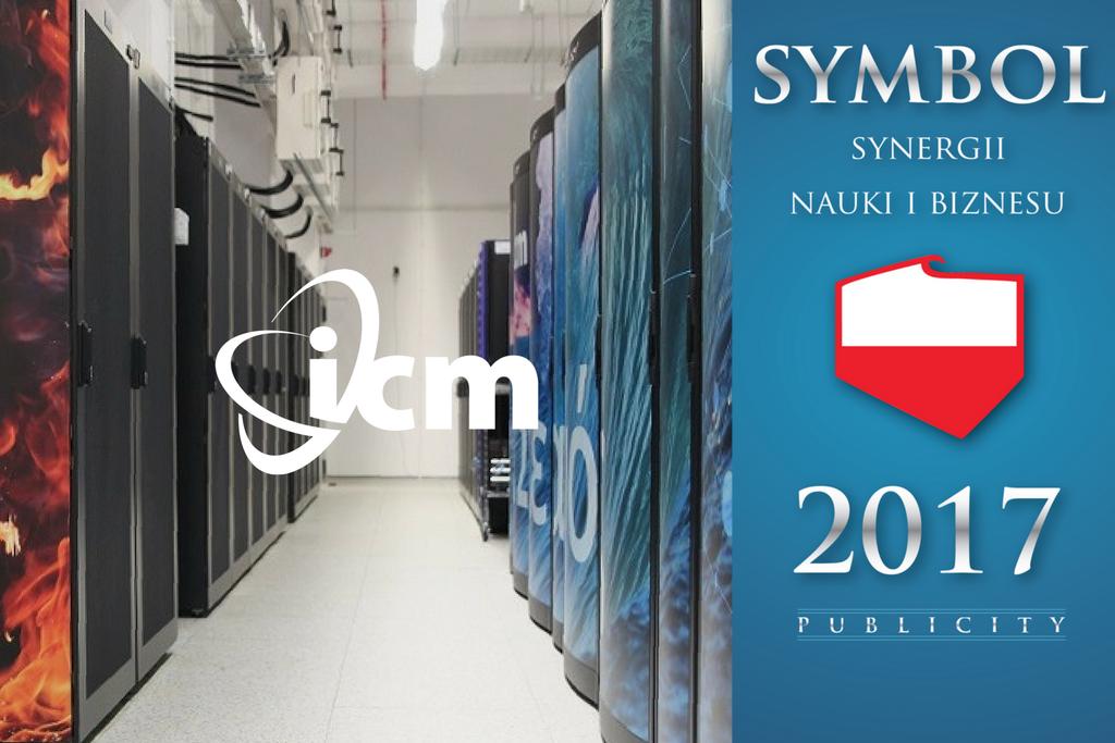 ICM Symbolem Synergii Nauki i Biznesu 2017