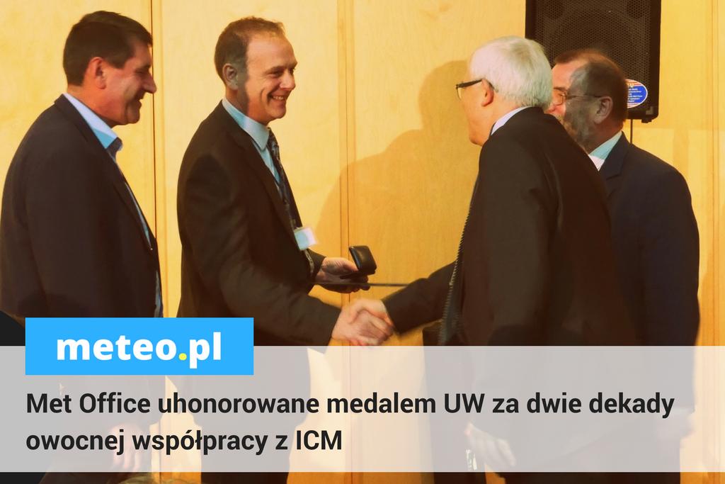 XX-lecie meteo.pl – dwie dekady współpracy z Met Office
