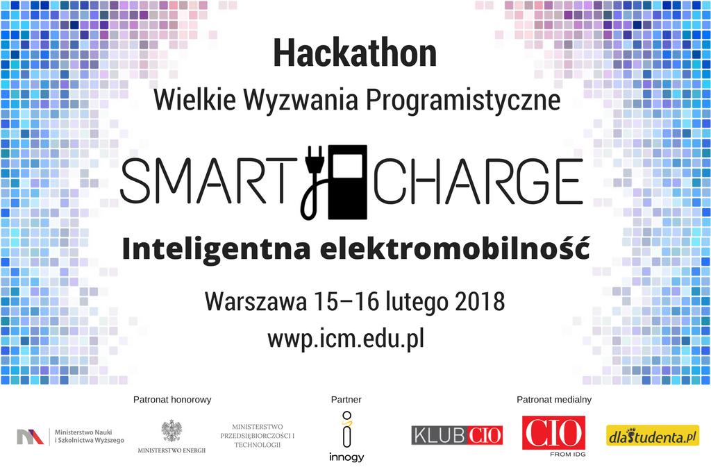 Hackathon ICM i innogy Polska wspiera rozwój elektromobilności