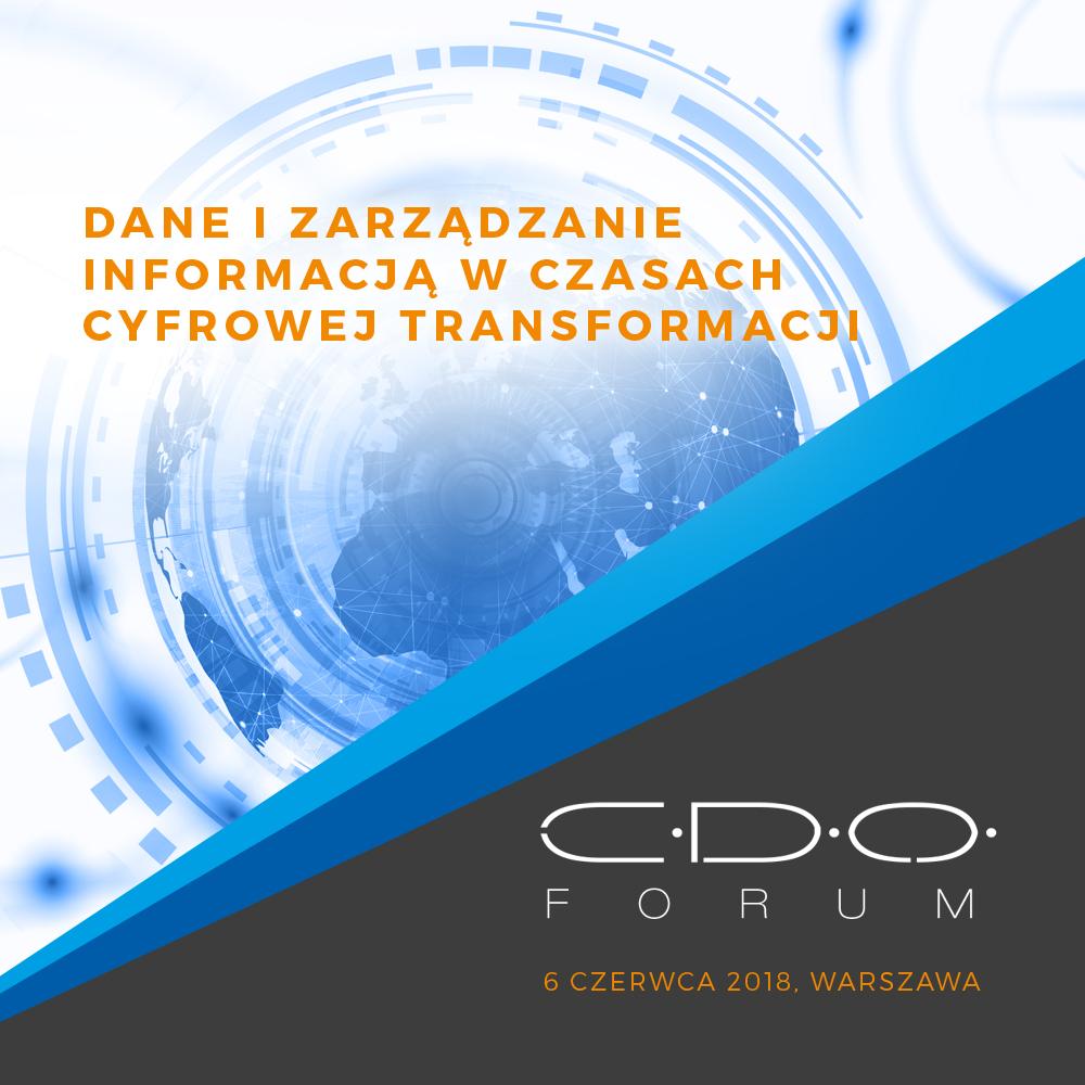 Logo CDO Forum 2018