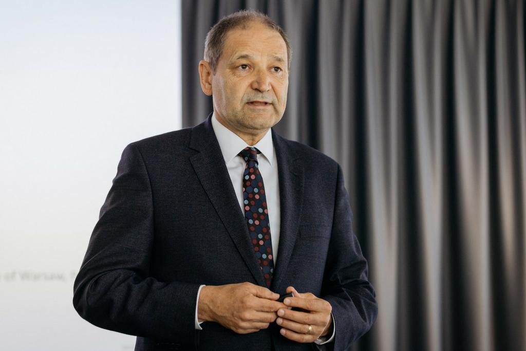 Dr Marek Michalewicz nowym dyrektorem ICM UW