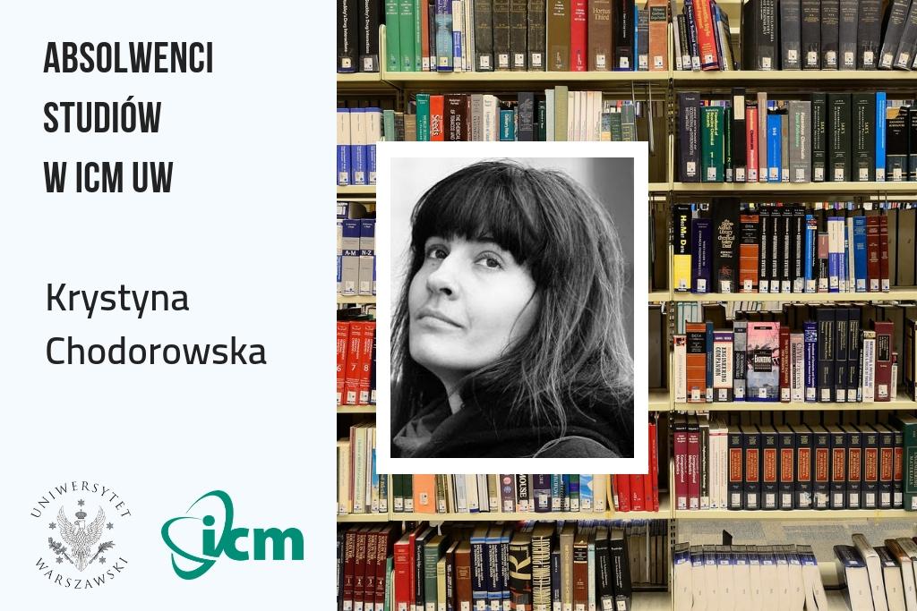 Absolwenci inżynierii obliczeniowej w ICM UW – Krystyna Chodorowska
