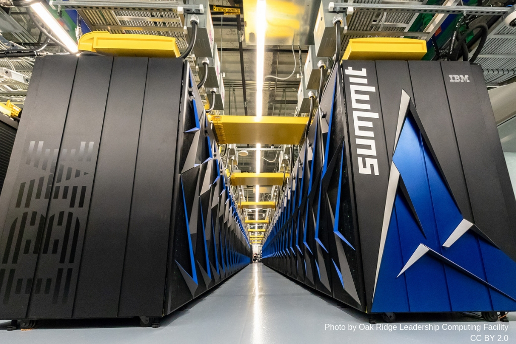 How the United States invests in supercomputing