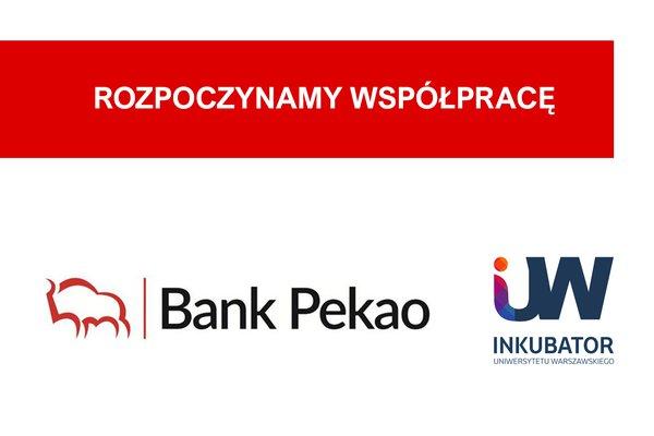 ICM będzie współpracować z Inkubatorem UW i Banku Pekao S.A.