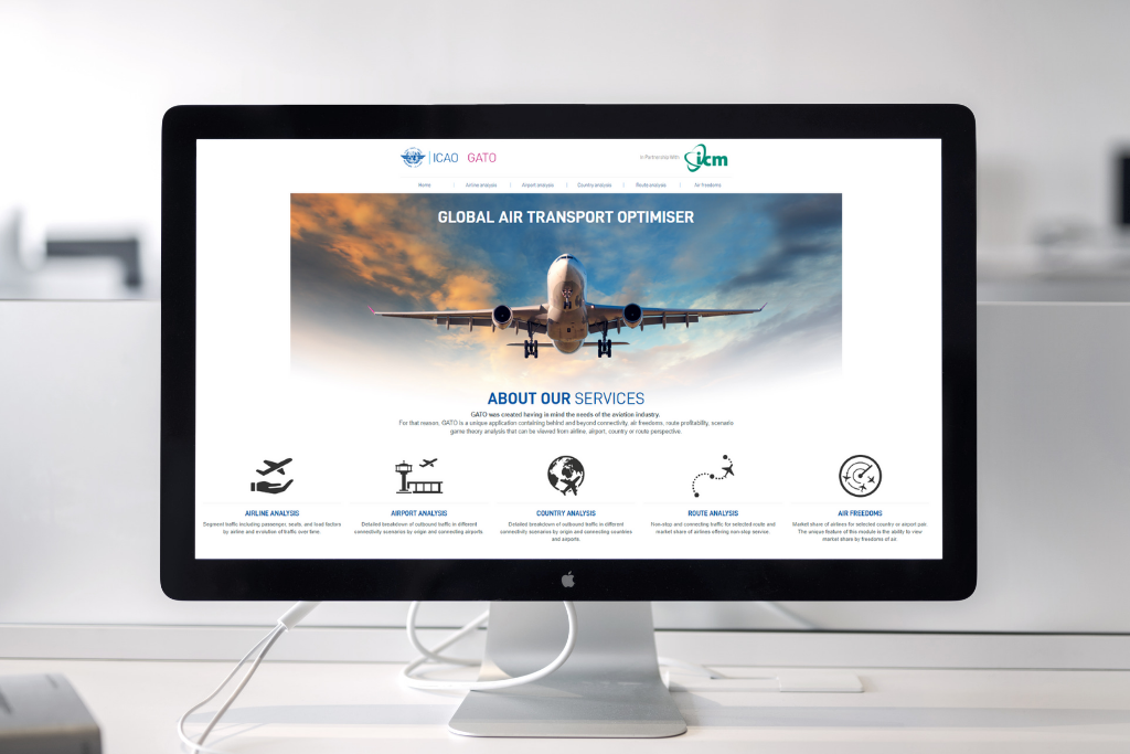 Big Data in aviation – ICM has developed a global data resource of passenger air travel