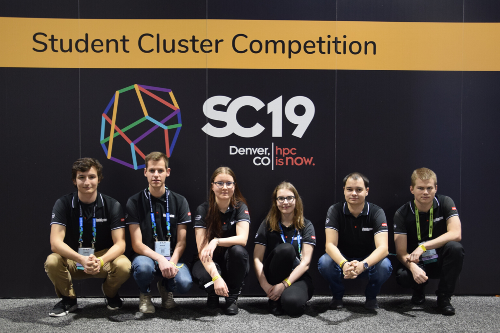#SC19 WARSAW TEAM ICM University of Warsaw