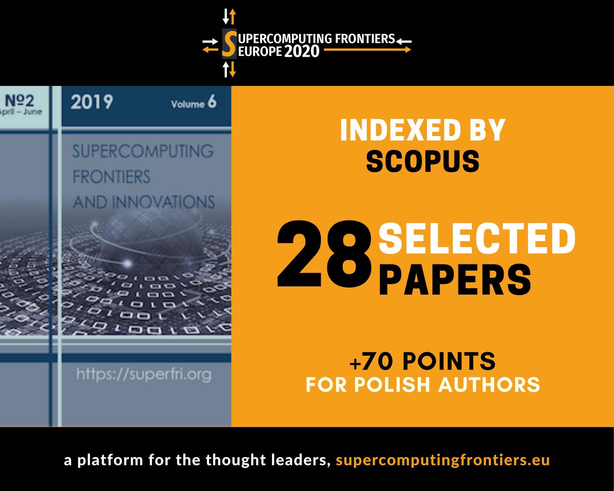 PUBLICATIONS AFTER SCFE20 INDEXED BY SCOPUS