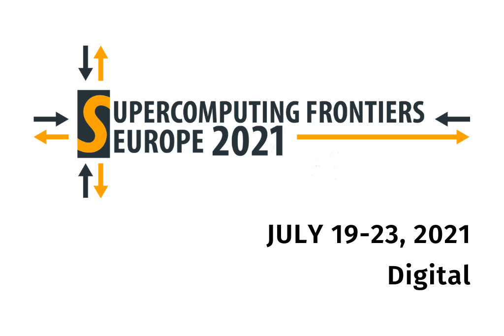 Supercomputing Frontiers Europe 2021