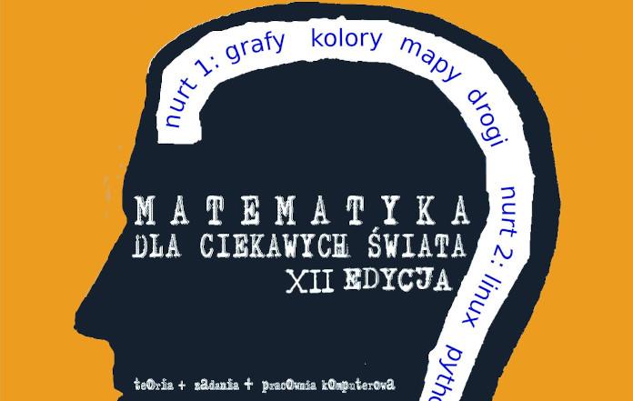 Podsumowanie XII edycji Matematyki dla Ciekawych Świata