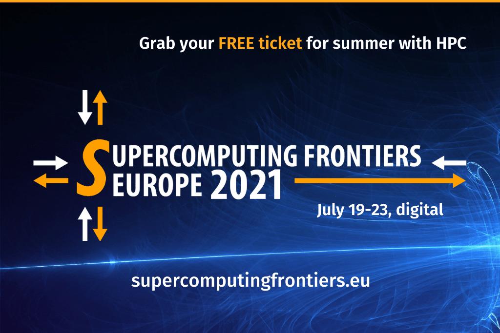 Już 19 lipca Supercomputing Frontiers Europe 2021 – 7. edycja międzynarodowej konferencji ICM o łamaniu granic obliczeniowych superkomputerów